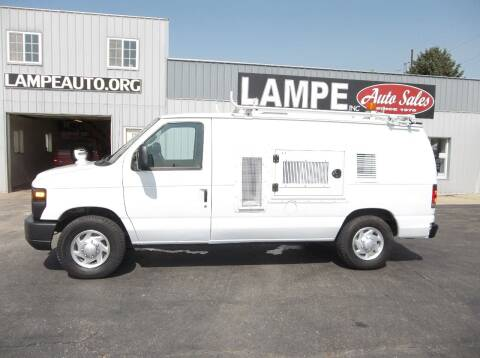 2012 Ford E-Series Cargo for sale at Lampe Auto Sales in Merrill IA