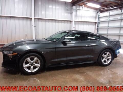 2019 Ford Mustang for sale at East Coast Auto Source Inc. in Bedford VA