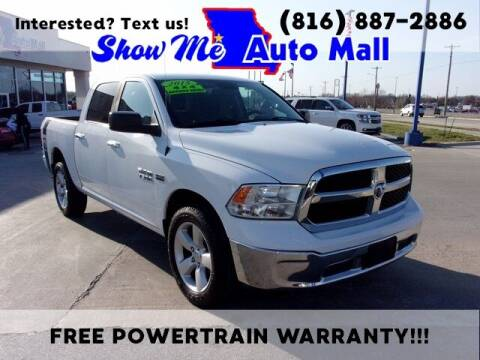 2015 RAM Ram Pickup 1500 for sale at Show Me Auto Mall in Harrisonville MO
