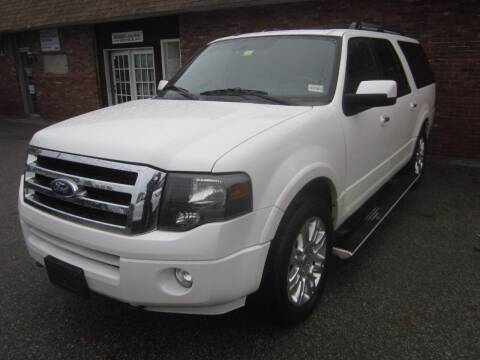 2011 Ford Expedition EL for sale at Tewksbury Used Cars in Tewksbury MA