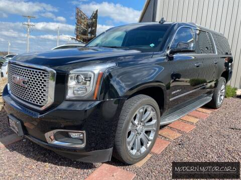 2016 GMC Yukon XL for sale at Modern Motorcars in Nixa MO