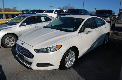 2014 Ford Fusion for sale at Modern Motors - Thomasville INC in Thomasville NC