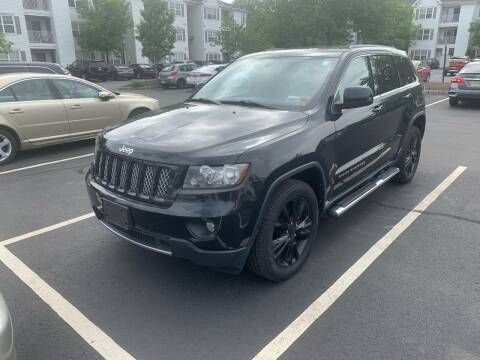 2012 Jeep Grand Cherokee for sale at Best Cars R Us LLC in Irvington NJ