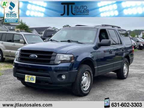 2016 Ford Expedition for sale at JTL Auto Inc in Selden NY