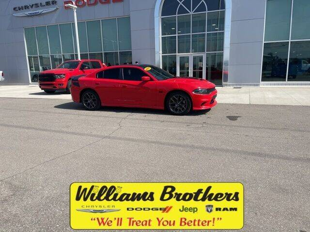 2017 Dodge Charger for sale at Williams Brothers - Pre-Owned Monroe in Monroe MI