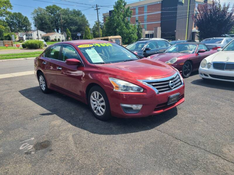 2014 Nissan Altima for sale at Costas Auto Gallery in Rahway NJ