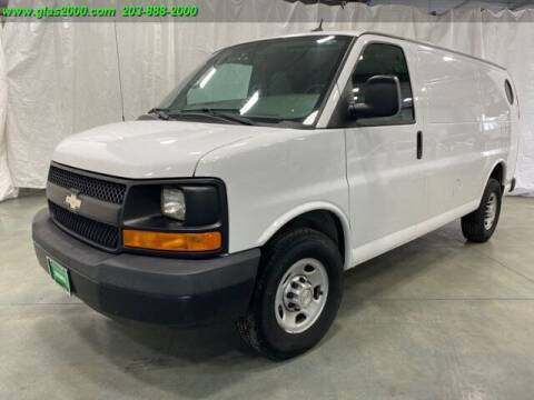 2015 Chevrolet Express Cargo for sale at Green Light Auto Sales LLC in Bethany CT