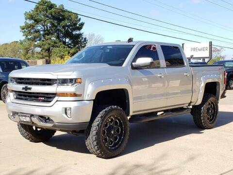 2016 Chevrolet Silverado 1500 for sale at Tyler Car  & Truck Center in Tyler TX