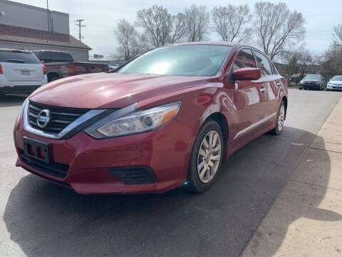 2017 Nissan Altima for sale at MIDWEST CAR SEARCH in Fridley MN