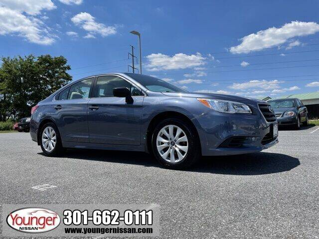 2017 Subaru Legacy for sale in Frederick, MD