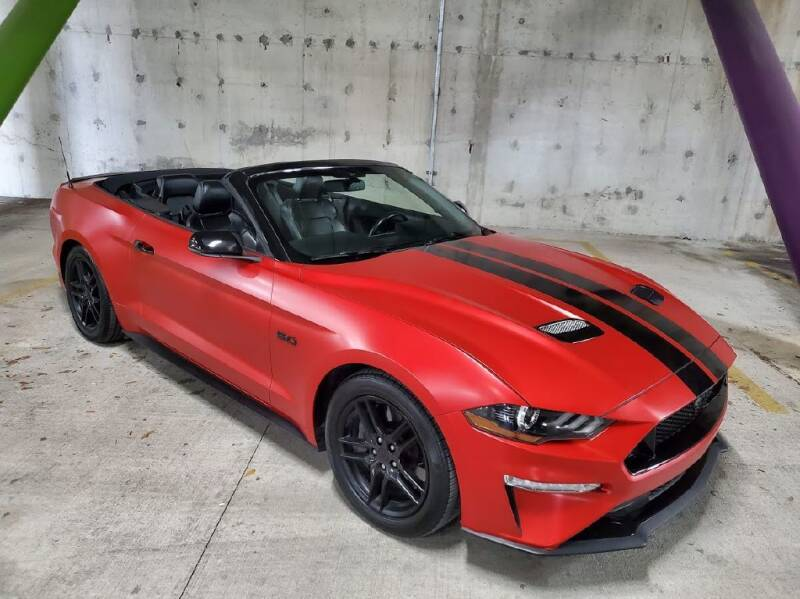 2019 Ford Mustang for sale at Kelley Autoplex in San Antonio TX