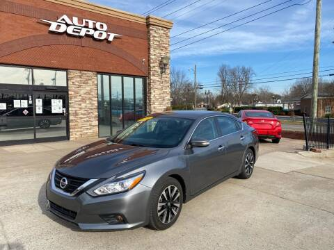 2018 Nissan Altima for sale at Auto Depot of Smyrna in Smyrna TN