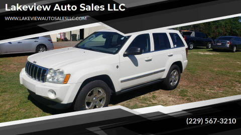 2006 Jeep Grand Cherokee for sale at Lakeview Auto Sales LLC in Sycamore GA