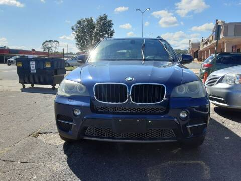 2011 BMW X5 for sale at Fredericksburg Auto Finance Inc. in Fredericksburg VA