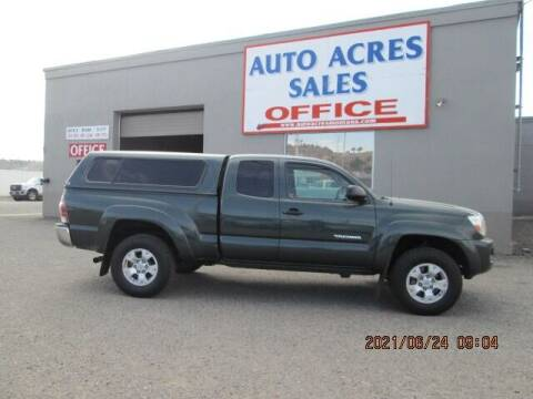 2009 Toyota Tacoma for sale at Auto Acres in Billings MT