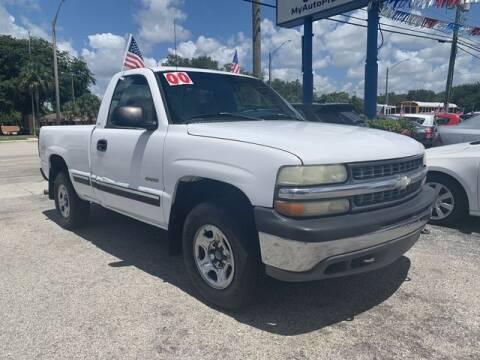 2000 Chevrolet Silverado 1500 for sale at AUTO PROVIDER in Fort Lauderdale FL