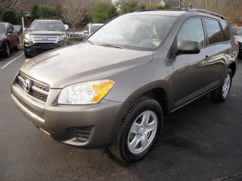 2012 Toyota RAV4 for sale at 1-2-3 AUTO SALES, LLC in Branchville NJ