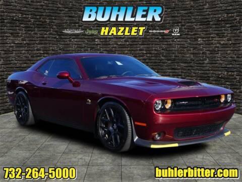 2019 Dodge Challenger for sale at Buhler and Bitter Chrysler Jeep in Hazlet NJ