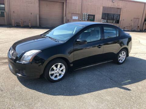 2011 Nissan Sentra for sale at Certified Auto Exchange in Indianapolis IN