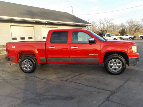2012 GMC Sierra 1500 for sale at Steffes Motors in Council Bluffs IA