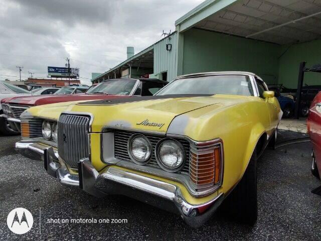 1971 Mercury Cougar for sale in Miami, FL