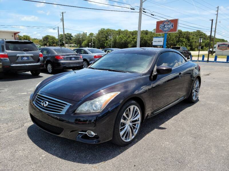 2011 Infiniti G37 Convertible for sale in Fort Pierce, FL