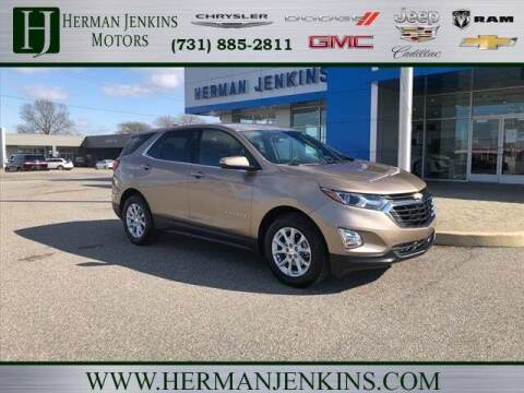 2018 Chevrolet Equinox for sale at Herman Jenkins Used Cars in Union City TN