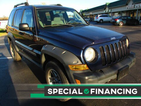 2006 Jeep Liberty for sale at Auto World in Carbondale IL