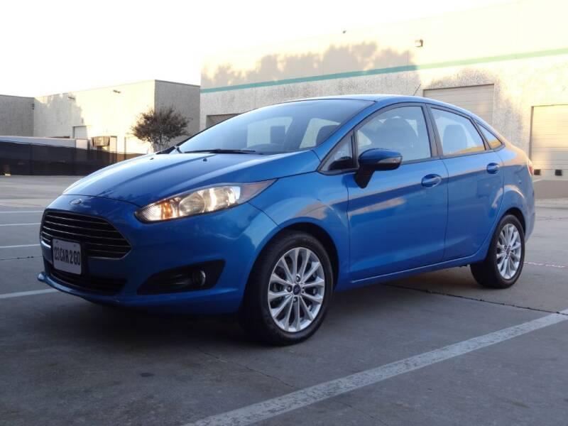 2014 Ford Fiesta for sale at 123 Car 2 Go LLC in Dallas TX