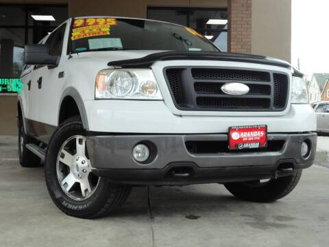 2006 Ford F-150 for sale at Arandas Auto Sales in Milwaukee WI