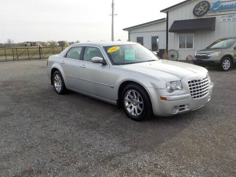 2005 Chrysler 300 for sale at Country Auto in Huntsville OH