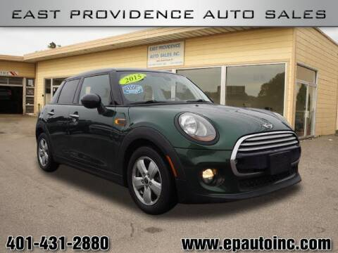 2015 MINI Hardtop 4 Door for sale at East Providence Auto Sales in East Providence RI