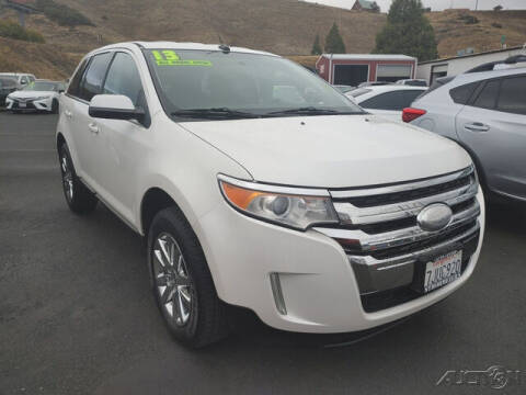 2013 Ford Edge for sale at Guy Strohmeiers Auto Center in Lakeport CA