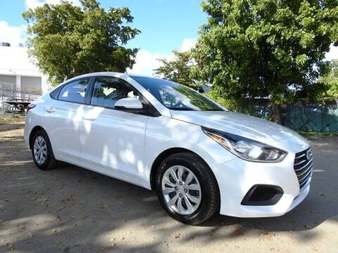 2020 Hyundai Accent for sale at SUPER DEAL MOTORS in Hollywood FL