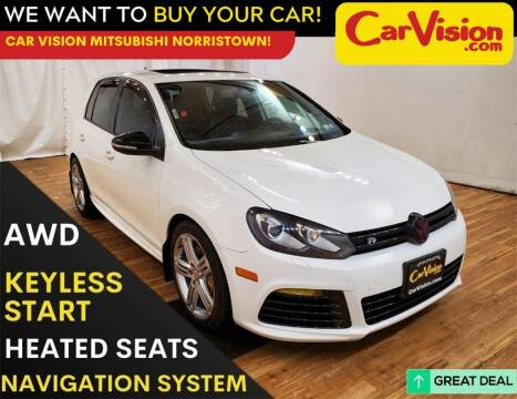 2013 Volkswagen Golf R for sale at Car Vision Mitsubishi Norristown in Trooper PA