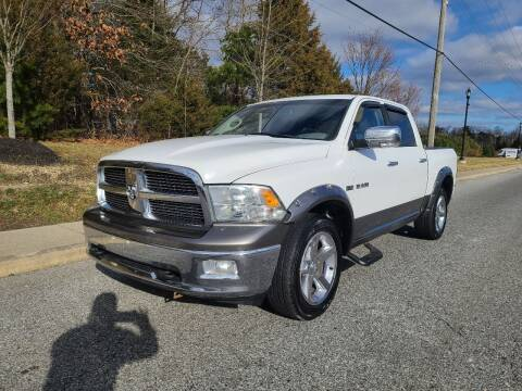 2010 Dodge Ram Pickup 1500 for sale at Premium Auto Outlet Inc in Sewell NJ