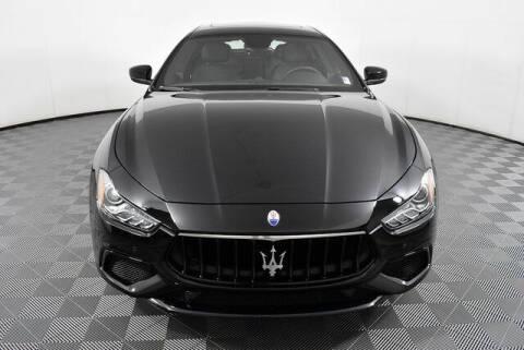 2021 Maserati Ghibli for sale at Southern Auto Solutions-Jim Ellis Mazda Atlanta in Marietta GA