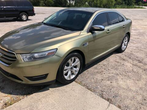 2013 Ford Taurus for sale at Hwy 80 Auto Sales in Savannah GA