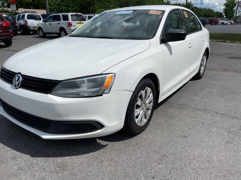 2012 Volkswagen Jetta for sale at Diana Rico LLC in Dalton GA