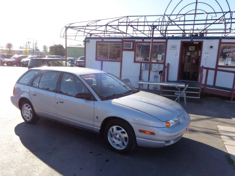 2001 Saturn S-Series for sale at Jim's Cars by Priced-Rite Auto Sales in Missoula MT