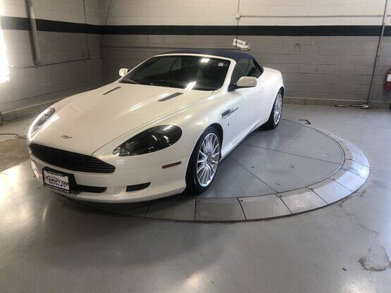 2006 Aston Martin DB9 for sale at Luxury Car Outlet in West Chicago IL