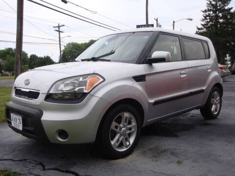 2010 Kia Soul for sale at Jay's Auto Sales Inc in Wadsworth OH
