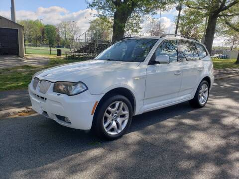 2007 BMW X3 for sale at Innovative Auto Group in Little Ferry NJ