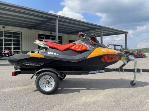 2018 Sea-Doo SPARK® TRIXX™ 3-up