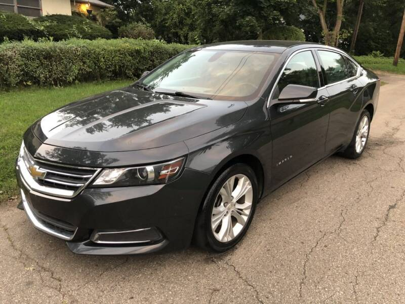 2015 Chevrolet Impala for sale at Urban Motors llc. in Columbus OH