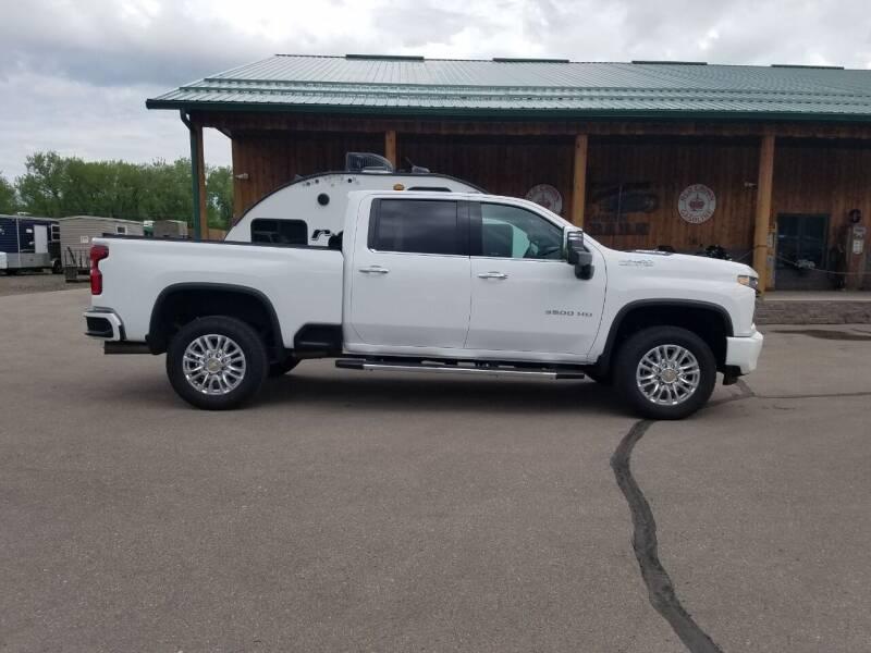2021 Chevrolet Silverado 3500HD for sale at Pro Auto Sales and Service in Ortonville MN