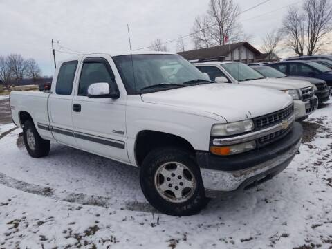 2002 Chevrolet Silverado 1500 for sale at David Shiveley in Mount Orab OH