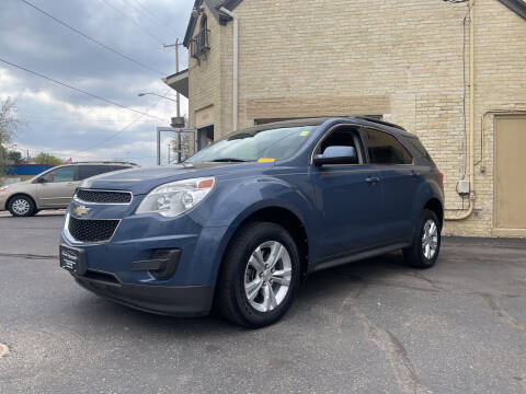 2012 Chevrolet Equinox for sale at Strong Automotive in Watertown WI