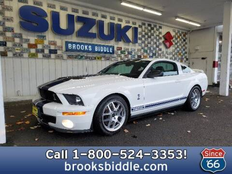2007 Ford Shelby GT500 for sale at BROOKS BIDDLE AUTOMOTIVE in Bothell WA