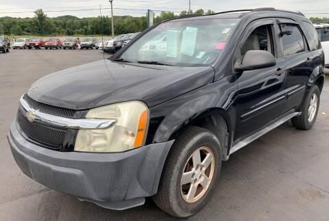 2005 Chevrolet Equinox for sale at American Motors Inc. - Cahokia in Cahokia IL